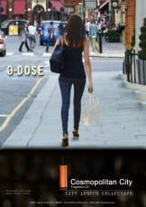 O-Dose London - Fragrance Oils - City fragrances for city wear - City London Collection - Cosmopolitan City