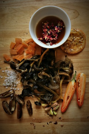 ion-conifer-syrup-wild-mushrooms-and-dates