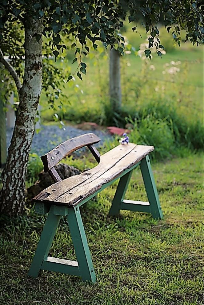 Judi-Castille-Summer-garden-bench