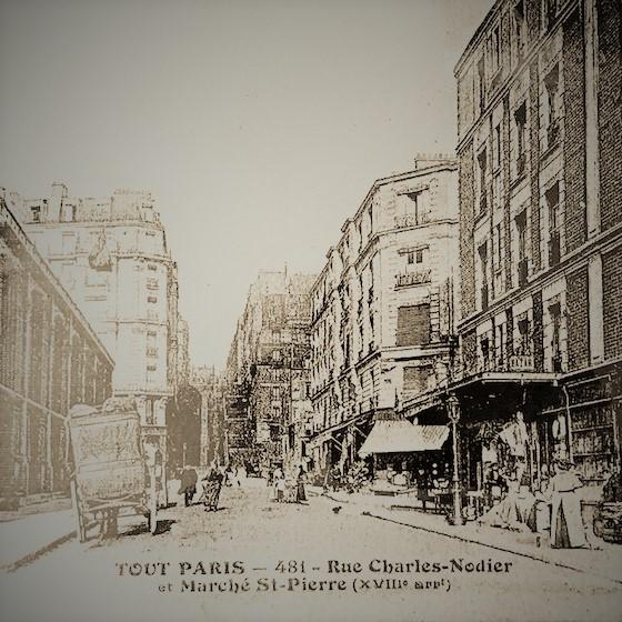 Fabric Quarter Paris