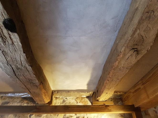 Judi Castille Ceiling in barn